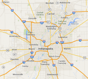 Indy Map