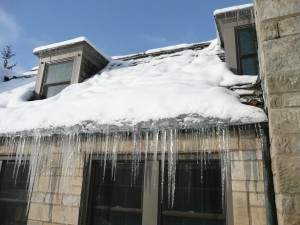 The Havoc Ice Dams Wreak